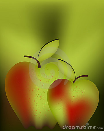 Free Apple 02 Royalty Free Stock Photo - 6066055