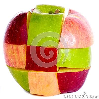 Free Apple Royalty Free Stock Image - 15677186