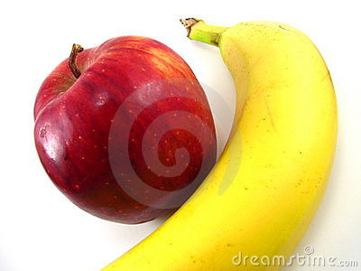 Apple and Banana