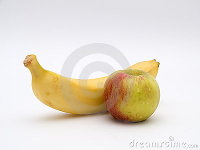 Apple and Bananna