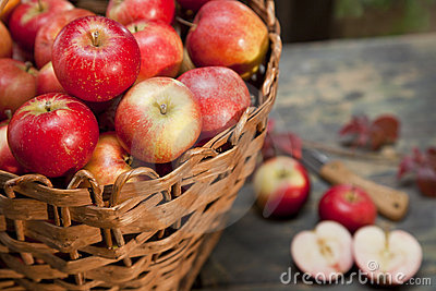 Apple basket