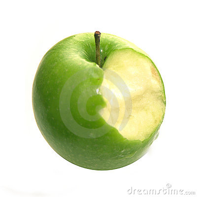 Free Apple Bite Royalty Free Stock Photography - 149787