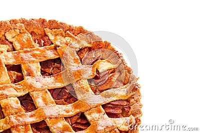 Apple and cinnamon tart