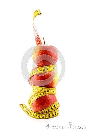 Free Apple Diet Stock Photos - 8125933