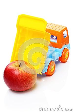 Apple dump