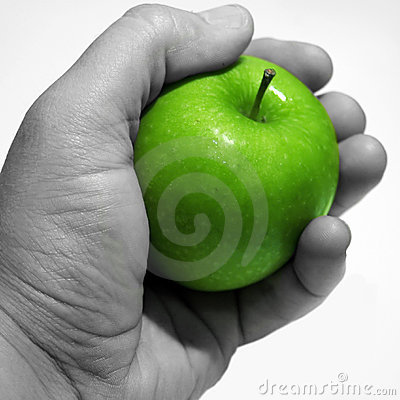 Apple in the Hand