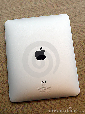 Apple iPad Editorial Stock Photo