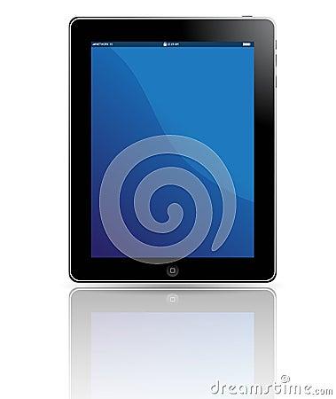 Apple ipad Editorial Stock Image