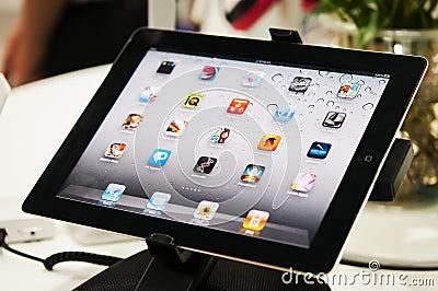 Apple iPad Editorial Image