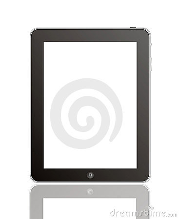 APPLE IPAD COMPUTER TABLET Editorial Stock Photo