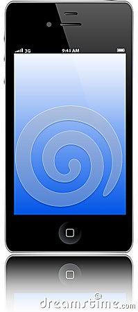 Apple Iphone Editorial Photo