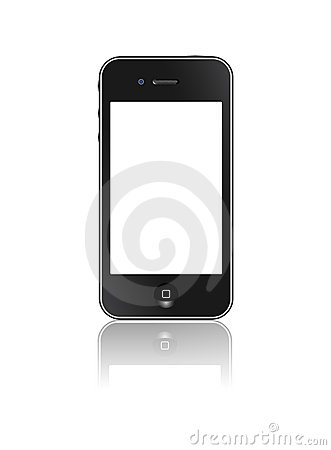 Apple Iphone 4 Editorial Stock Image