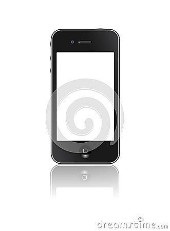 Apple Iphone 4 Editorial Stock Image