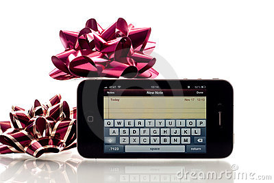 Apple iPhone 4 Editorial Photo