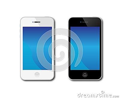 Apple Iphone 4S 5 Editorial Photo
