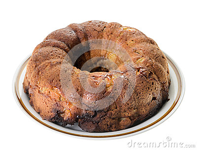Apple-Kaffee-Kuchen