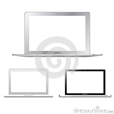 Apple MacBook Series Editorial Photo