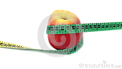 Apple and meter
