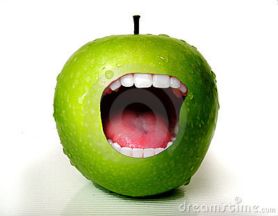 Apple Mouth