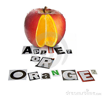 Apple Or Orange