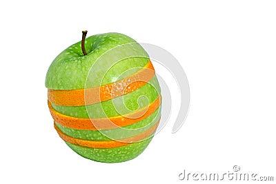Apple and Orange slices