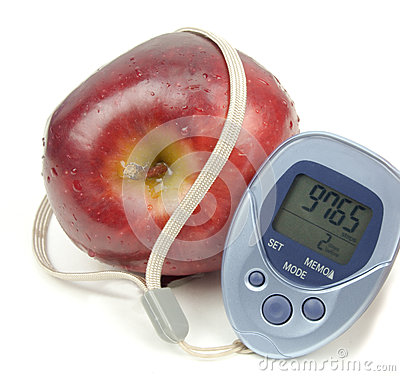 Apple And Pedometer