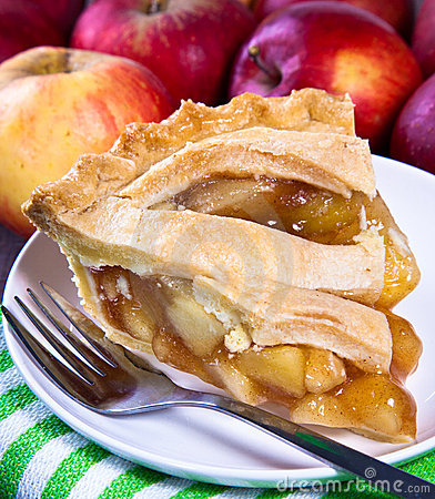 Free Apple Pie Royalty Free Stock Image - 21973766