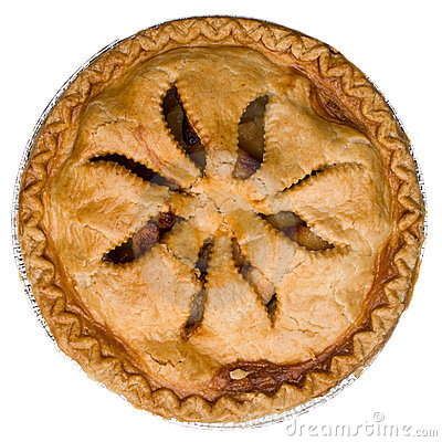 Free Apple Pie Royalty Free Stock Photo - 3360195