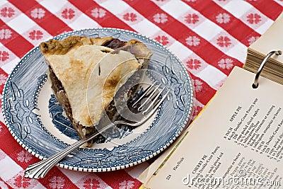 Apple Pie and Recipe