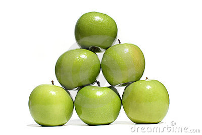 Apple Pyramid
