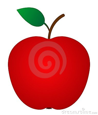 Apple rojo