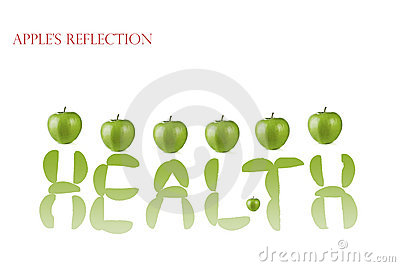 Apple s reflection and spell