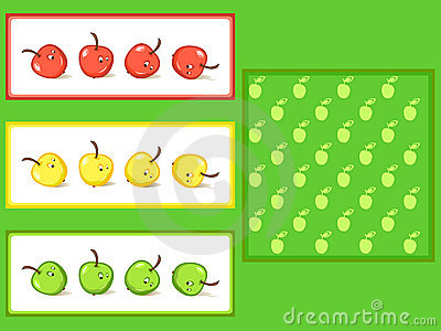 Apple-set