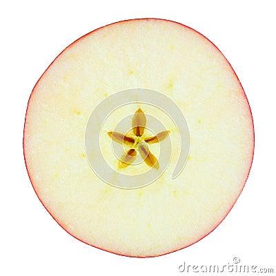 Free Apple Slice Royalty Free Stock Photo - 29466955