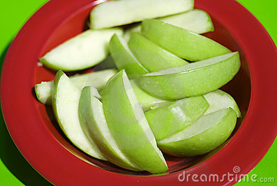 Apple Slices Royalty Free Stock Image - Image: 2308306