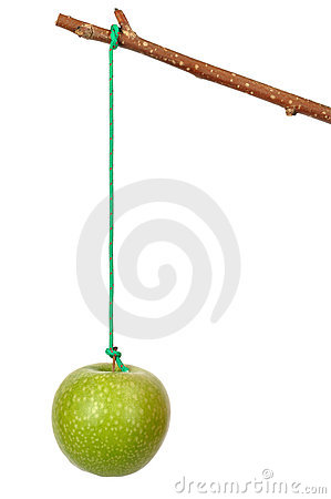 Apple and Stick
