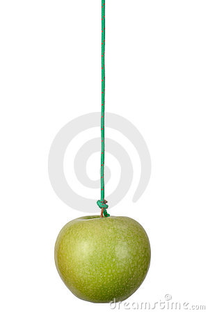 Apple on a String