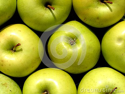 Apple texture background