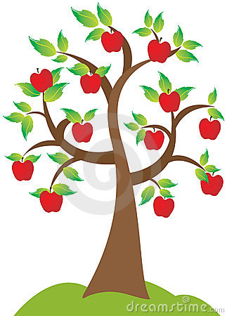Free Apple Tree Stock Image - 15010001
