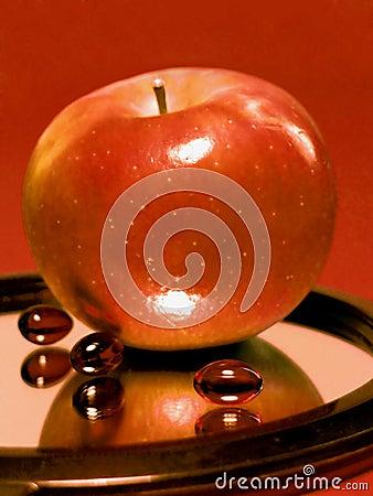 Apple vs. pills
