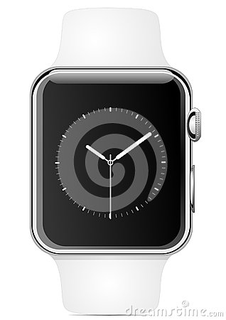 Free Apple Watch Royalty Free Stock Images - 44496389
