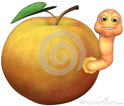 Apple Worm