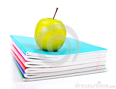 Apple on writing-books.