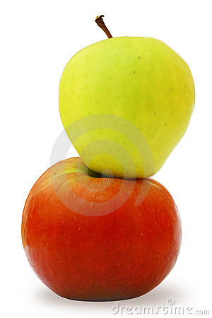 Free Apples Royalty Free Stock Image - 11695866