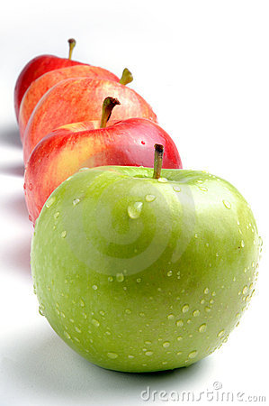 Free Apples Royalty Free Stock Image - 8702196