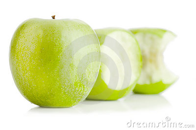 Apples fruit