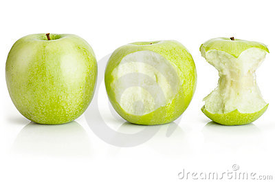 Apples fruits