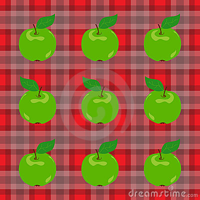 Apples and Gingham