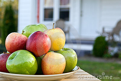 Apples at Home