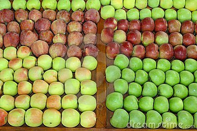 Apples market